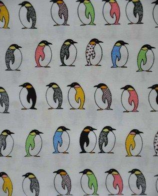 850227 11 White Penguins
