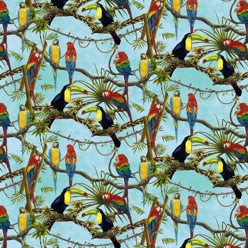 9078-11 Parrot Scenic