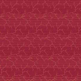 9131 Burgundy Stripe