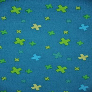 Aqua Crosses
