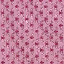 18093 401 Foxglove Bees