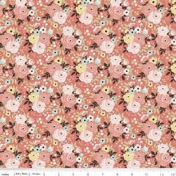 C10681 Coral Floral