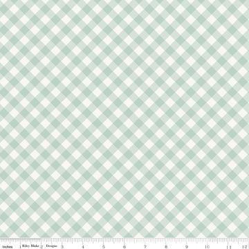 C10683 Mint Plaid
