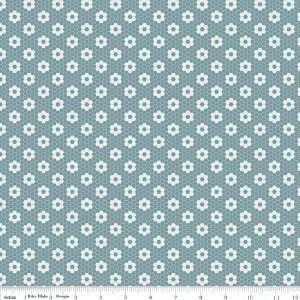 C8653 Blue Honeycomb