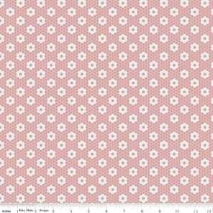 C8653 Pink Honeycomb