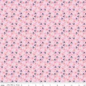 C8656 Pink Rose Buds
