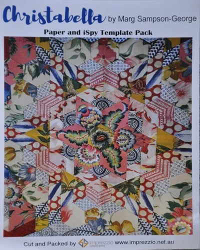 MSG Christabella Paper  iSpy Template Set