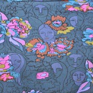 CO001 Palant Aux Fleurs Iris
