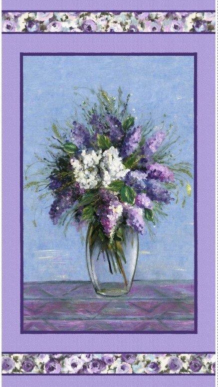 9269 Purple Vase
