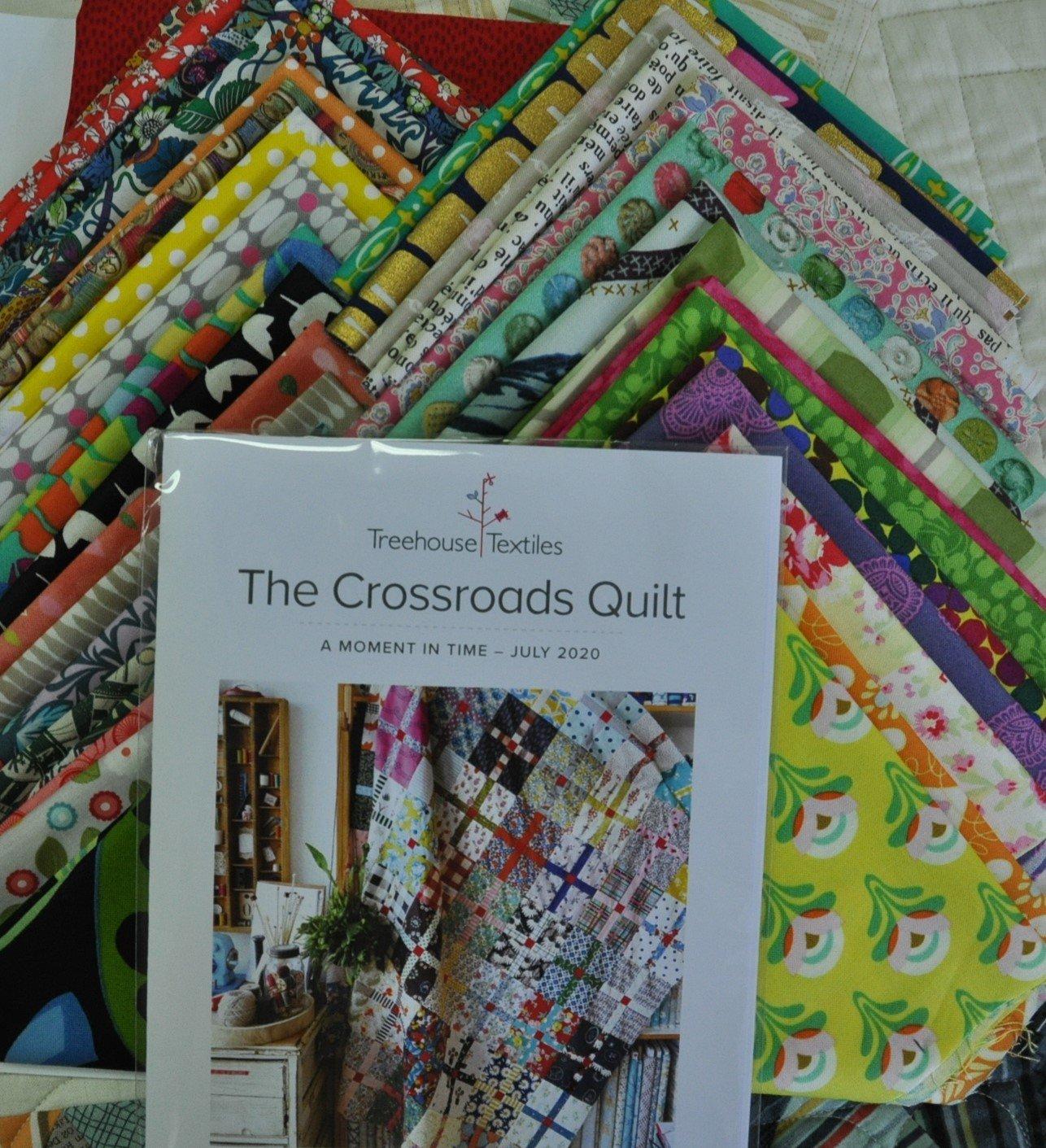 Cross Roads Quilt Starter Pack