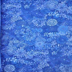 T48382 205 Blue Floral