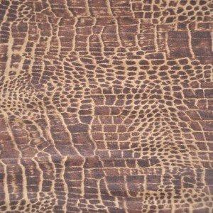 50860 1 Alligator Brown