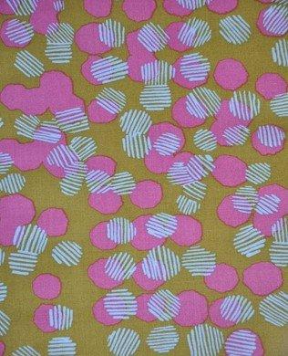 BH005 Petal Woven Dots