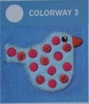 SS Polka Dot Bird CW3