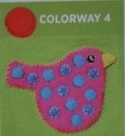 SS Polka Dot Bird CW4