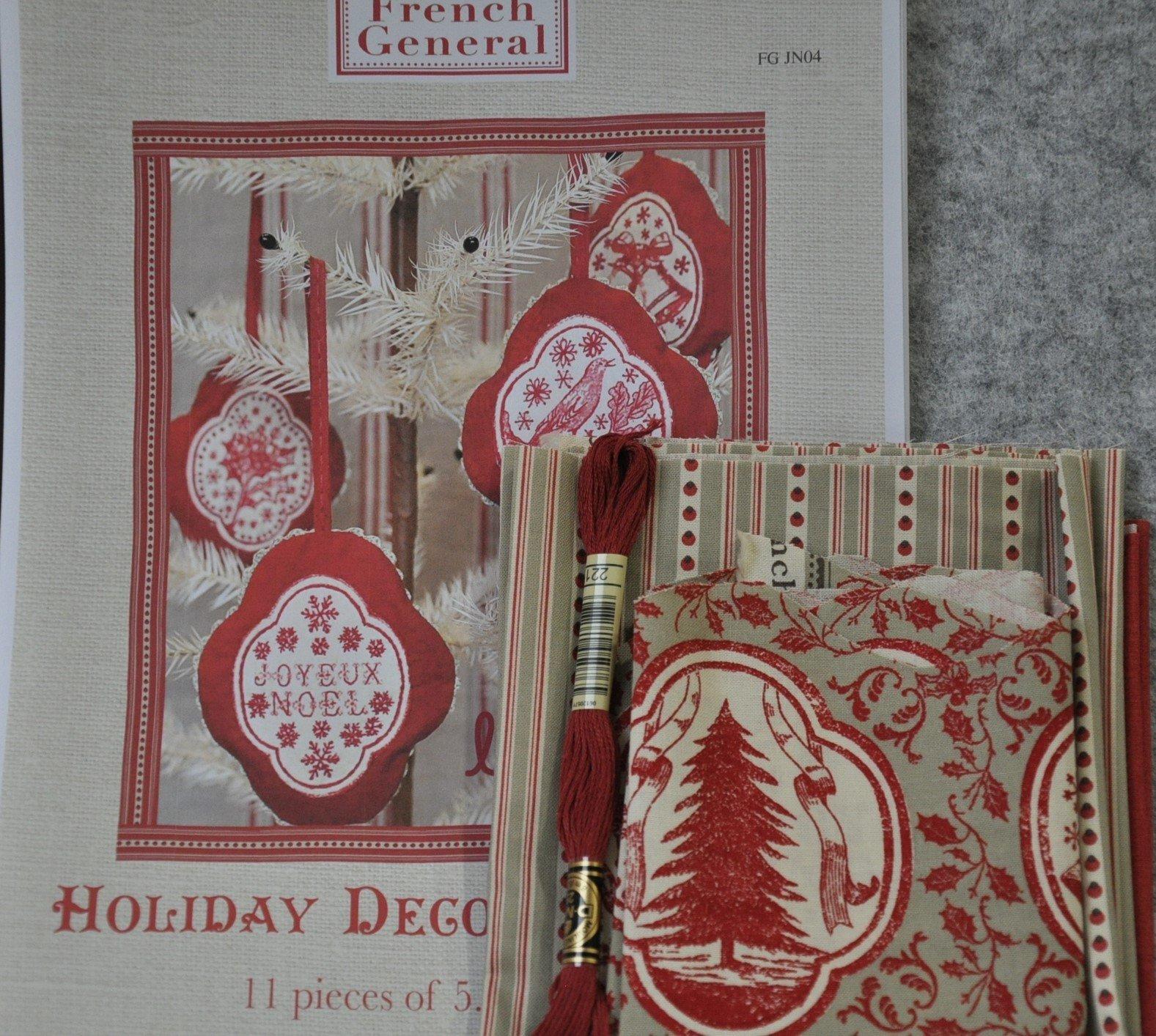 Holiday Decoration Set