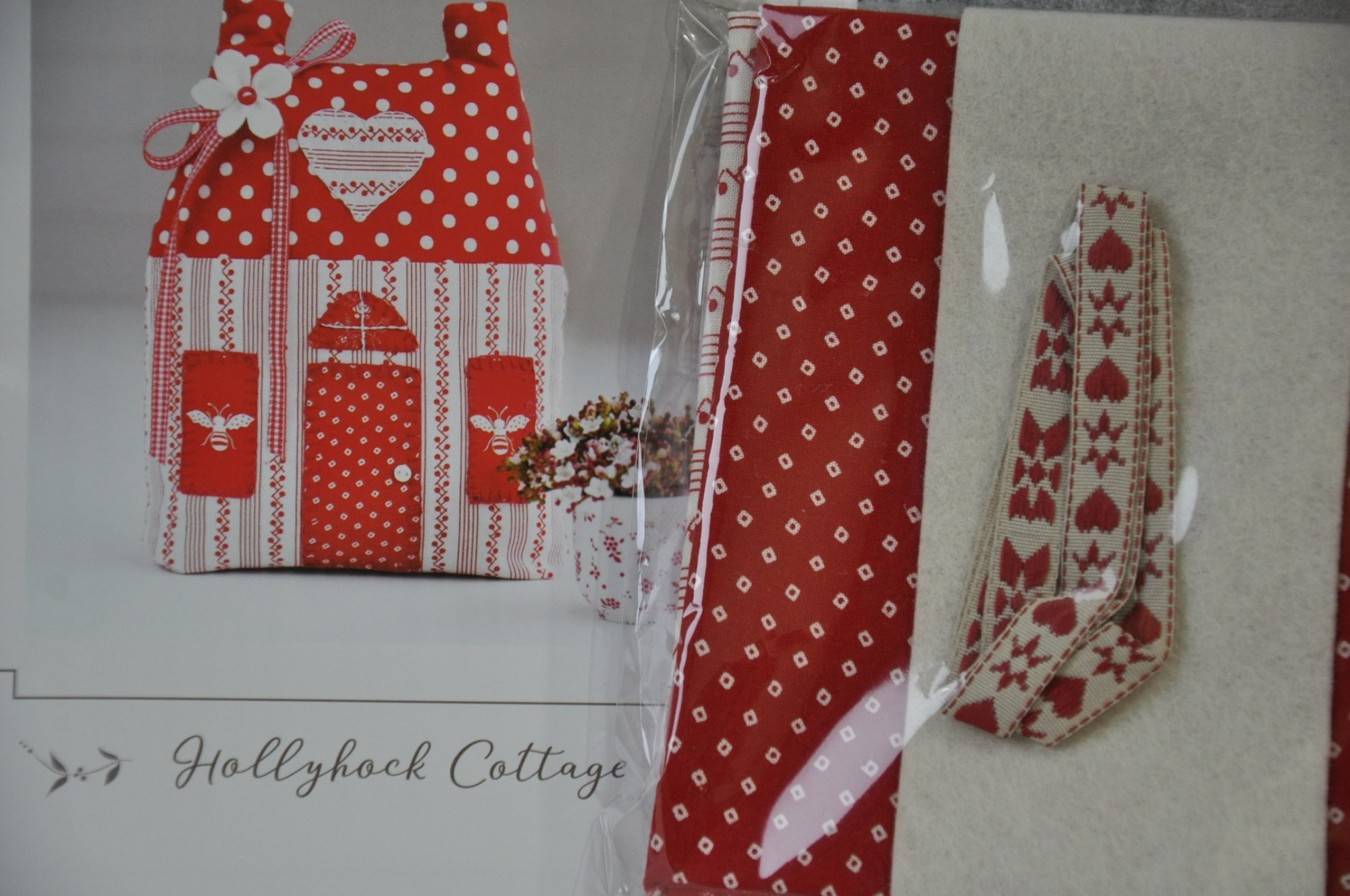 Hollyhock Cottage Kit