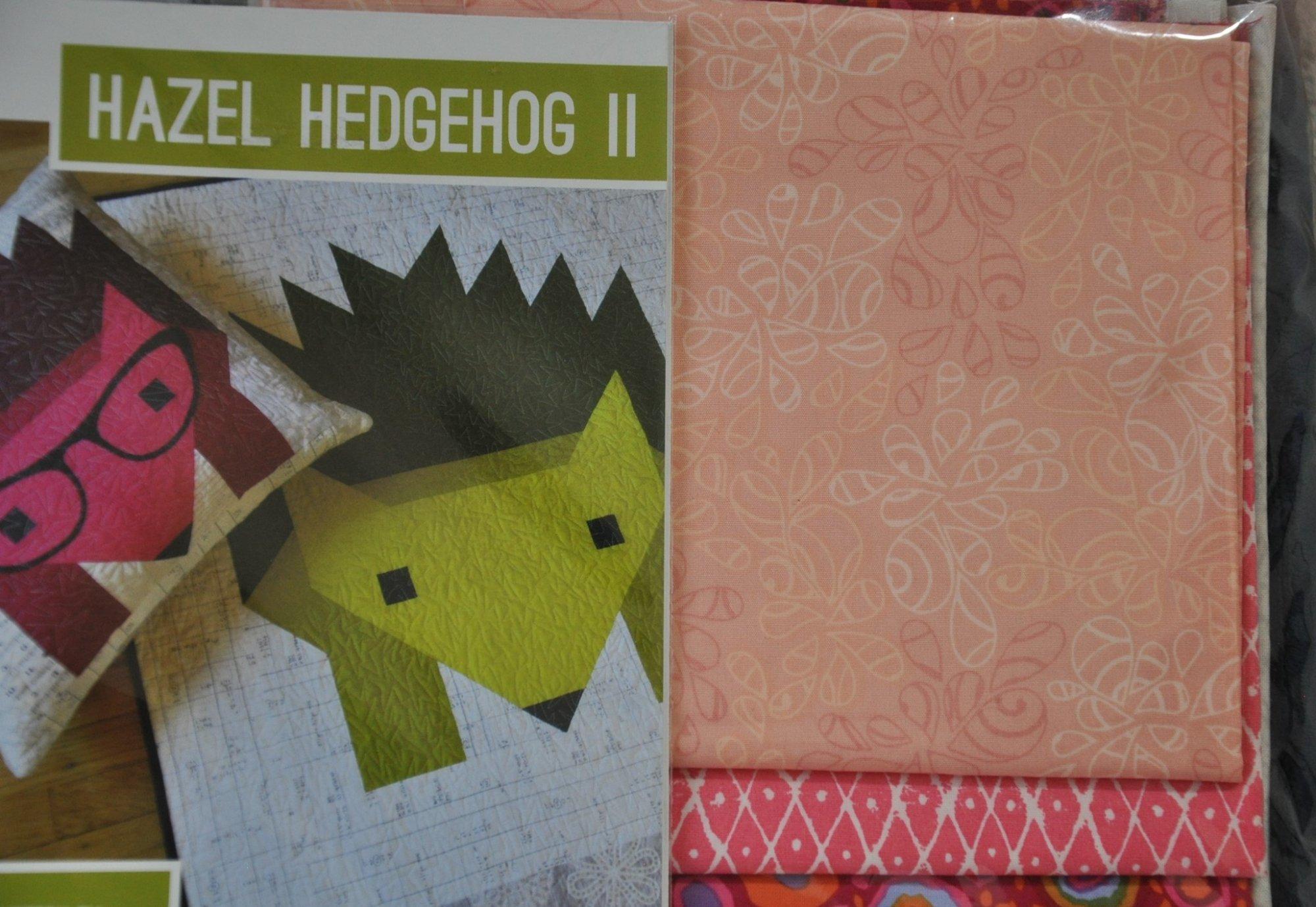 Hazel Hedgehog II Quilt