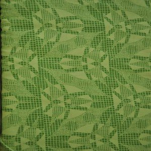AB018 Lime Spider Web