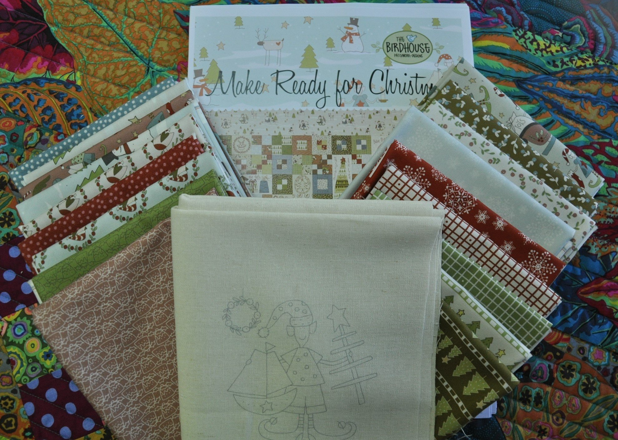 Make Ready for Christmas Kit