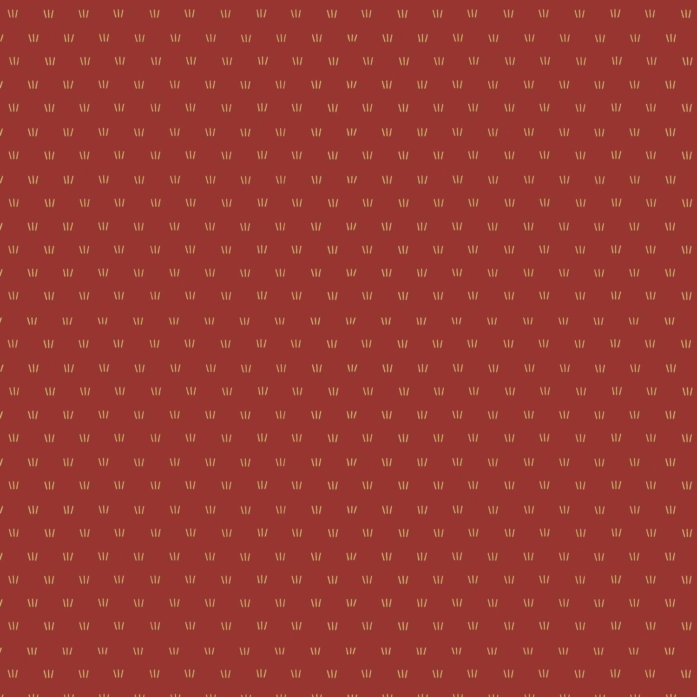 DV3943 Red Grass