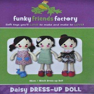 FFF Daisy Dress Up Doll
