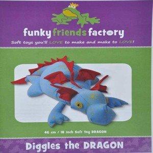 FFF Diggles Dragon