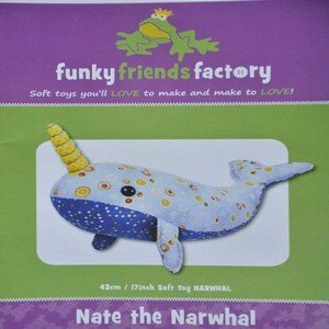 FFF Nate the Narwhal