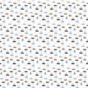 90052 010 White Boats