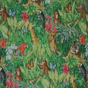 LS8107 Junglelife
