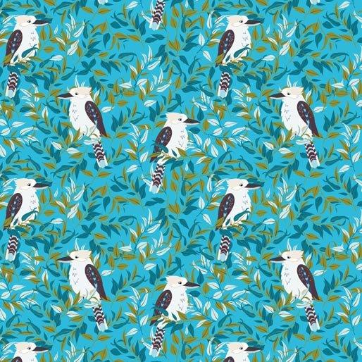 Kookaburra Blue D