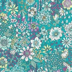 L4108770 Blue Floral