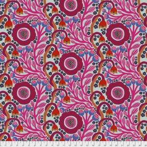 MF009 Cerise Dotty Bloom
