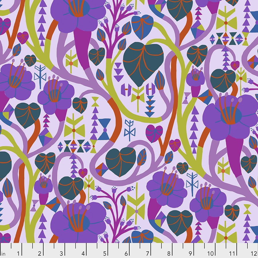 MF013 Lilac Meander