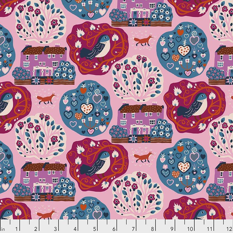 MF019 Pink My Block Mini