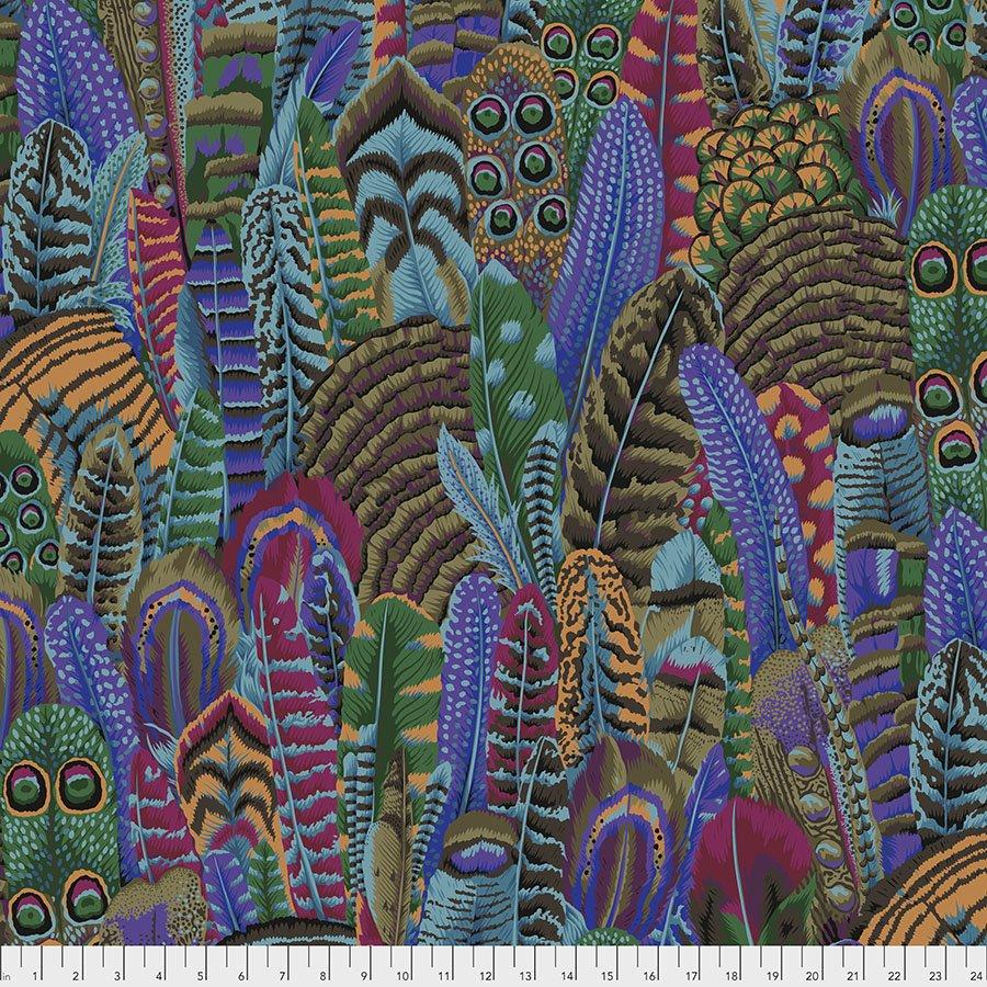 PJ055 Autumn Feathers