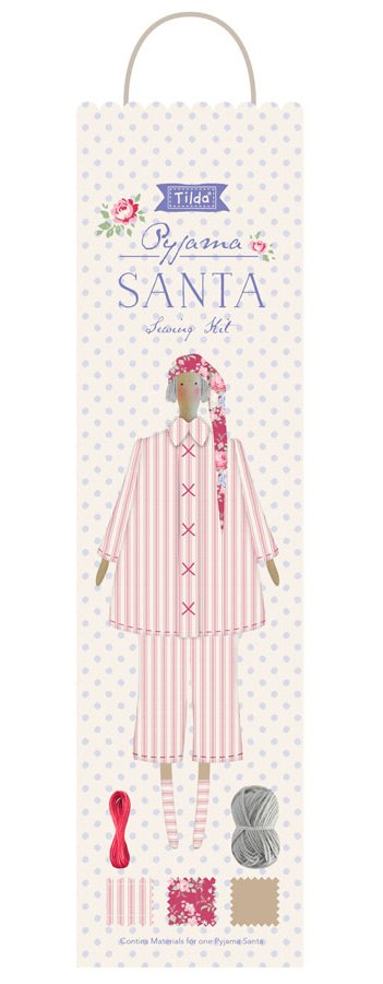 500024 Pyjamas Santa Kit