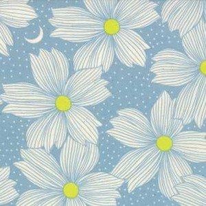 2004 14 Soft Blue Floral