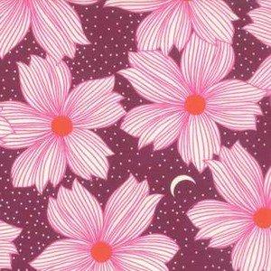 2004 15 Purple Floral