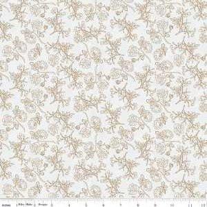 SC8654 Cream Rose Stems