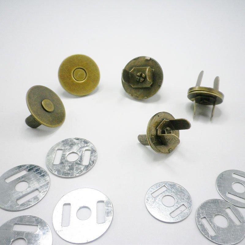 1.8cm Magnetic Closures 2pack
