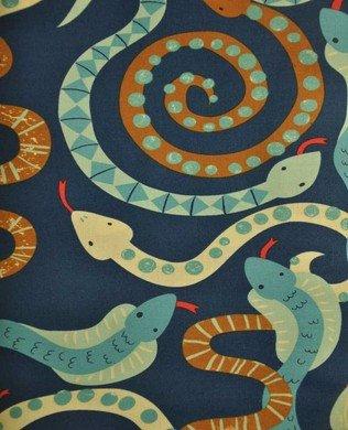 8262 CR Snakes Navy