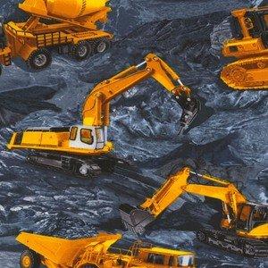 6529 Slate Construction Trucks
