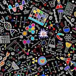 Black Science Doodles