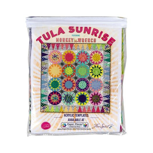 Tula Sunrise Quilt Kit