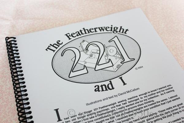 The Featherweight 221 & I