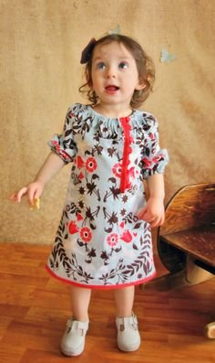 Country Town Dress