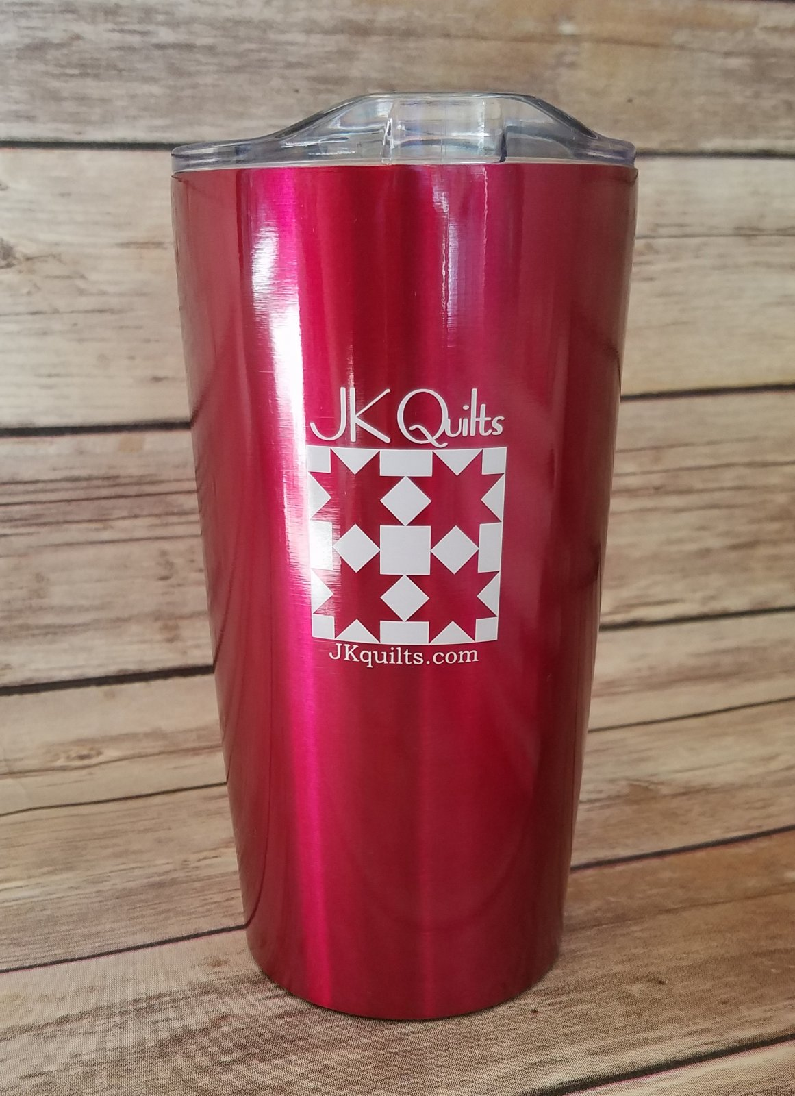 JK Quilts 20 oz. Tumbler