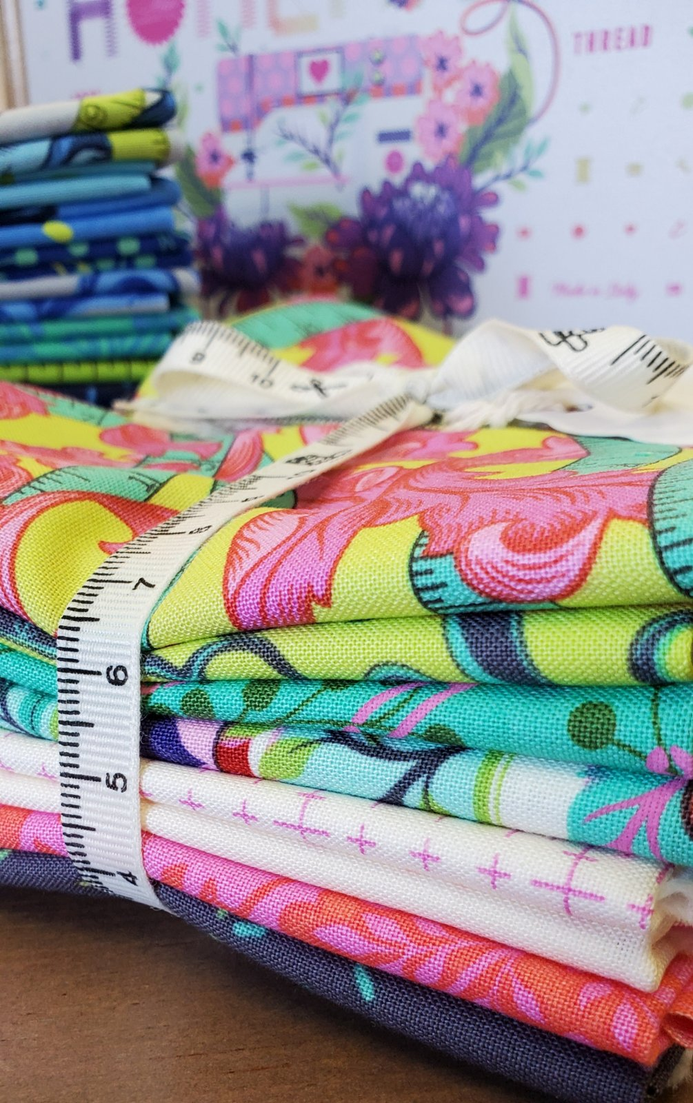 Homemade Morning Fat Quarter Bundle