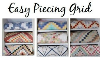 Easy Piecing Grid 2 Inch